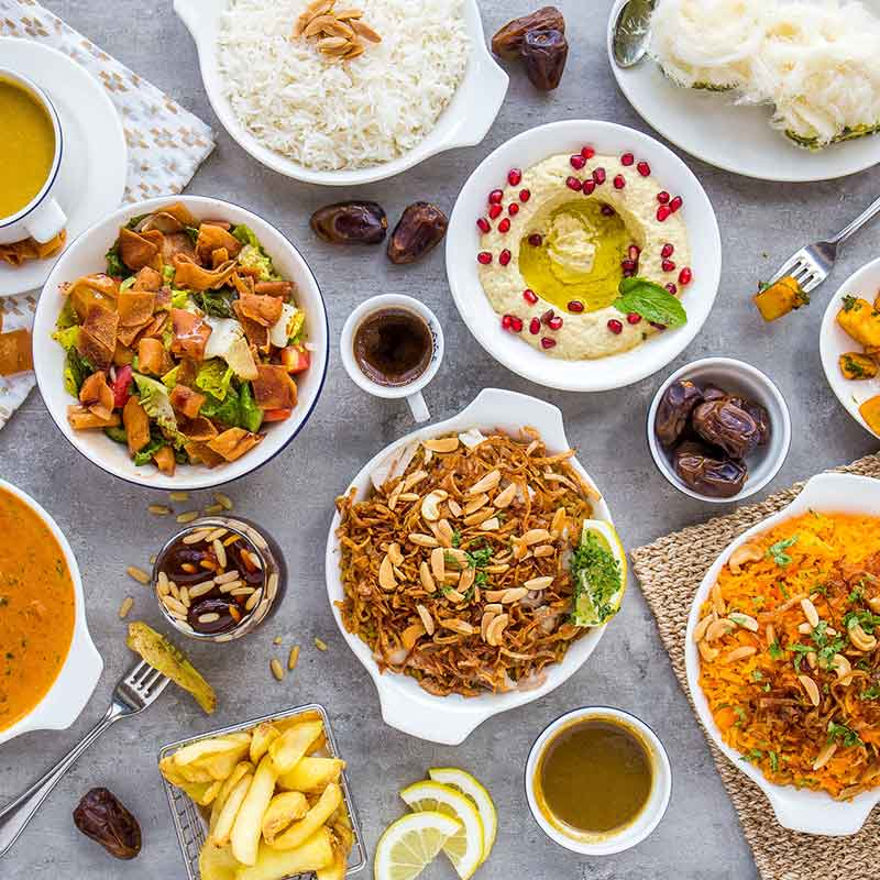7 food for sehri
