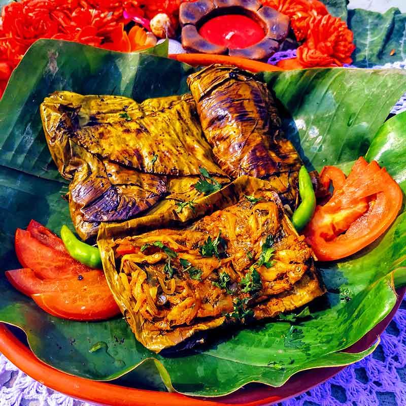 kolapatay-chotomach-cochchori কলাপাতায় ছোটমাছ চচ্ছড়ি@chuijhal.com