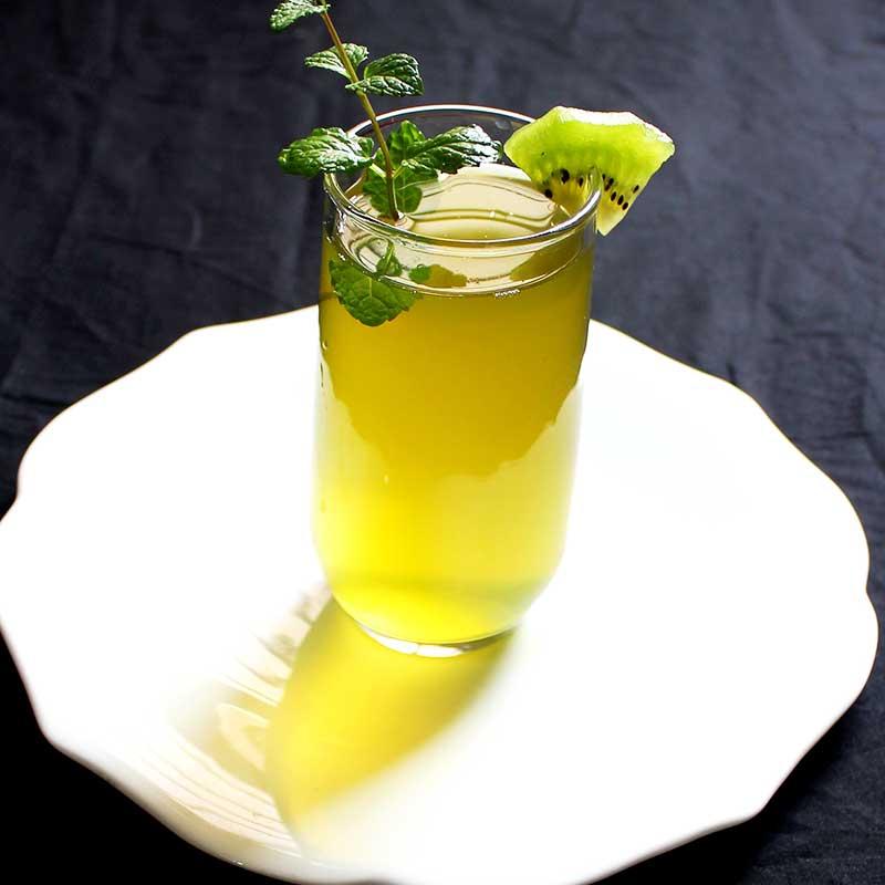kiwi-iced-tea