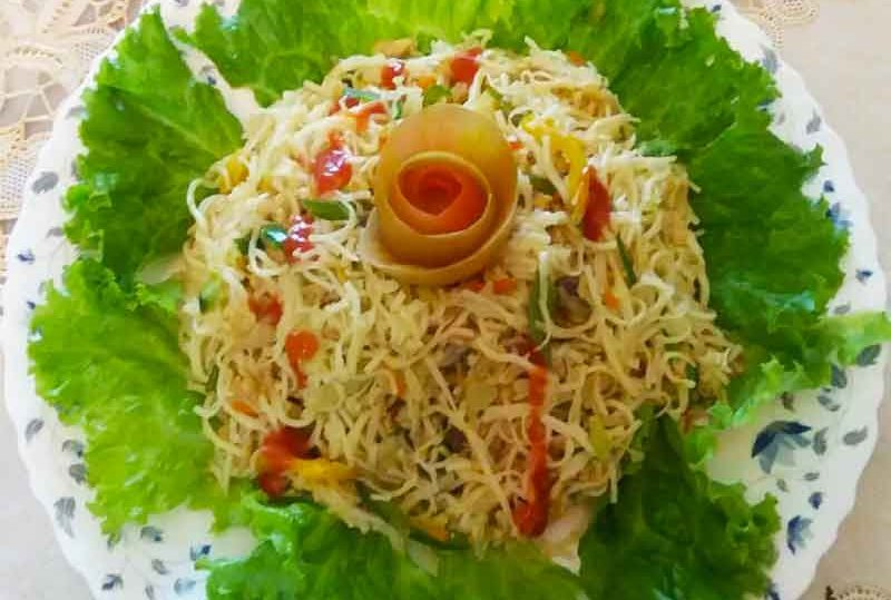 vegetable-chowmin