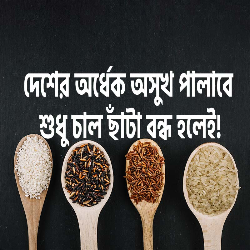 Red-rice লাল চালের গুনাগুণ