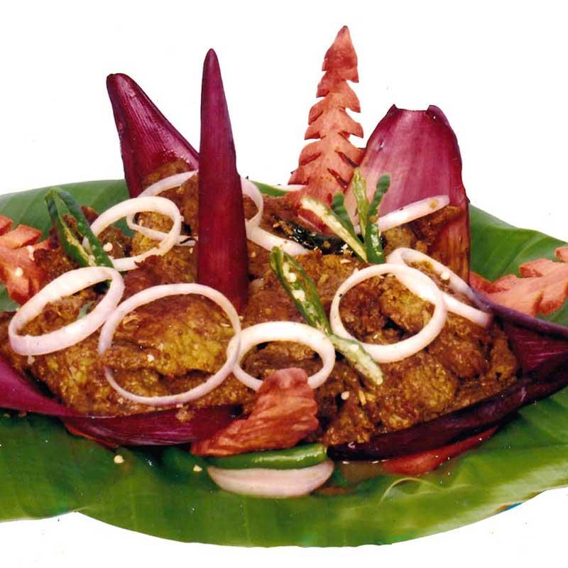 mochar-kofta-curry মোচার-কোফতা-কারি